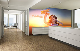 Wall Mural Wraps